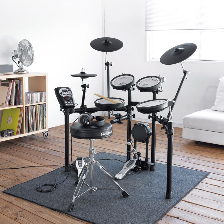 What's the difference Roland TD-11 and TD-15 electronic drum