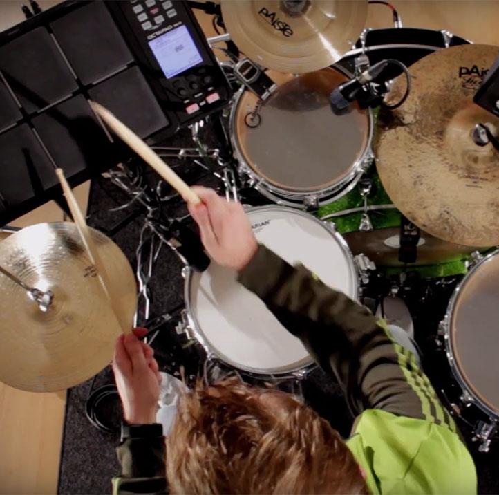 What are Drum Triggers? - Roland Australia Blog