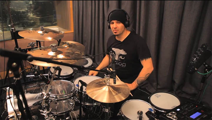 Learn Dance Beats with V-Drums Artist Paul Kodish - Roland