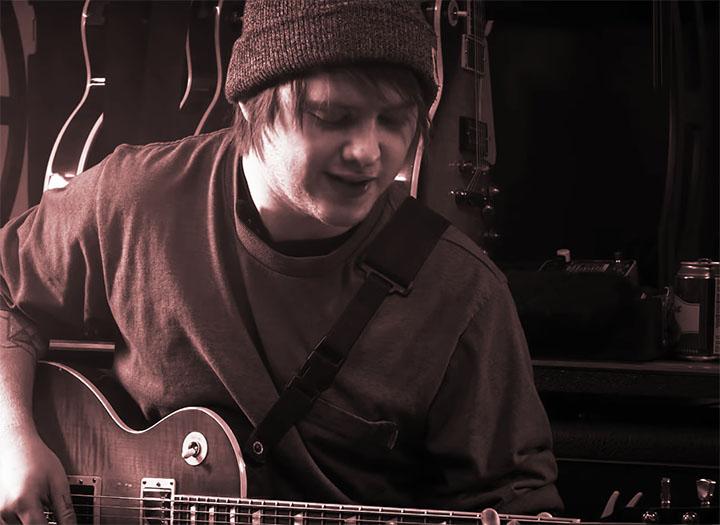 Antivist Guitar Lesson