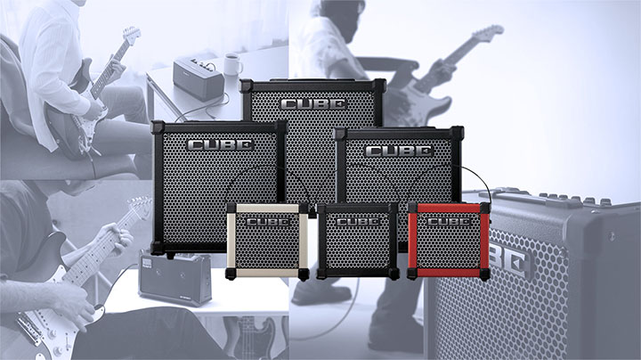 What Roland CUBE Guitar Amplifier Is For You? - Roland