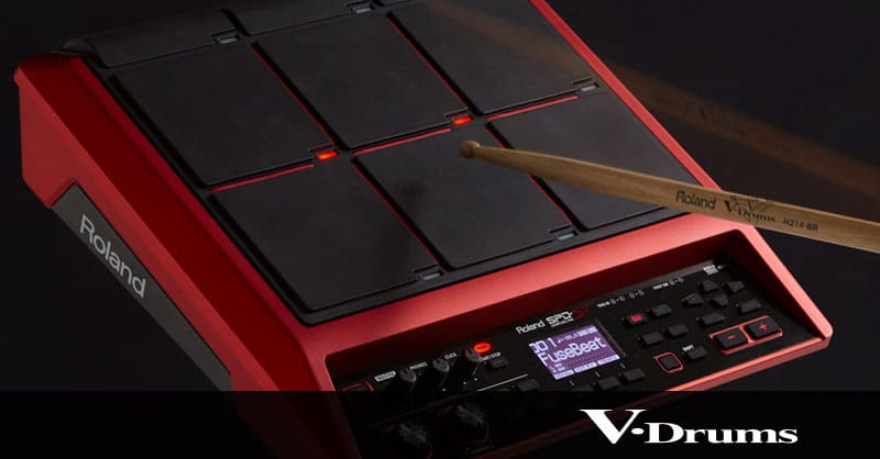 The Complete Guide to the SPD-SX Sample Pad - Roland Australia
