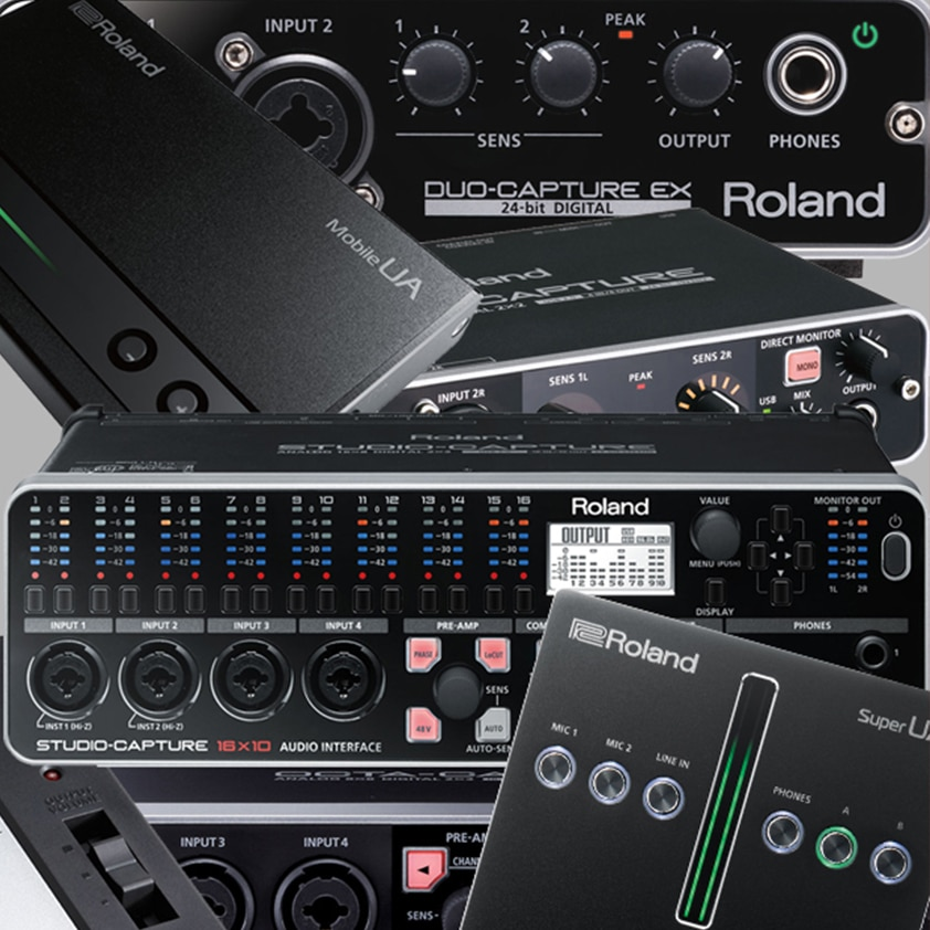 Which Audio Interface Is Right For You? - Roland Australia