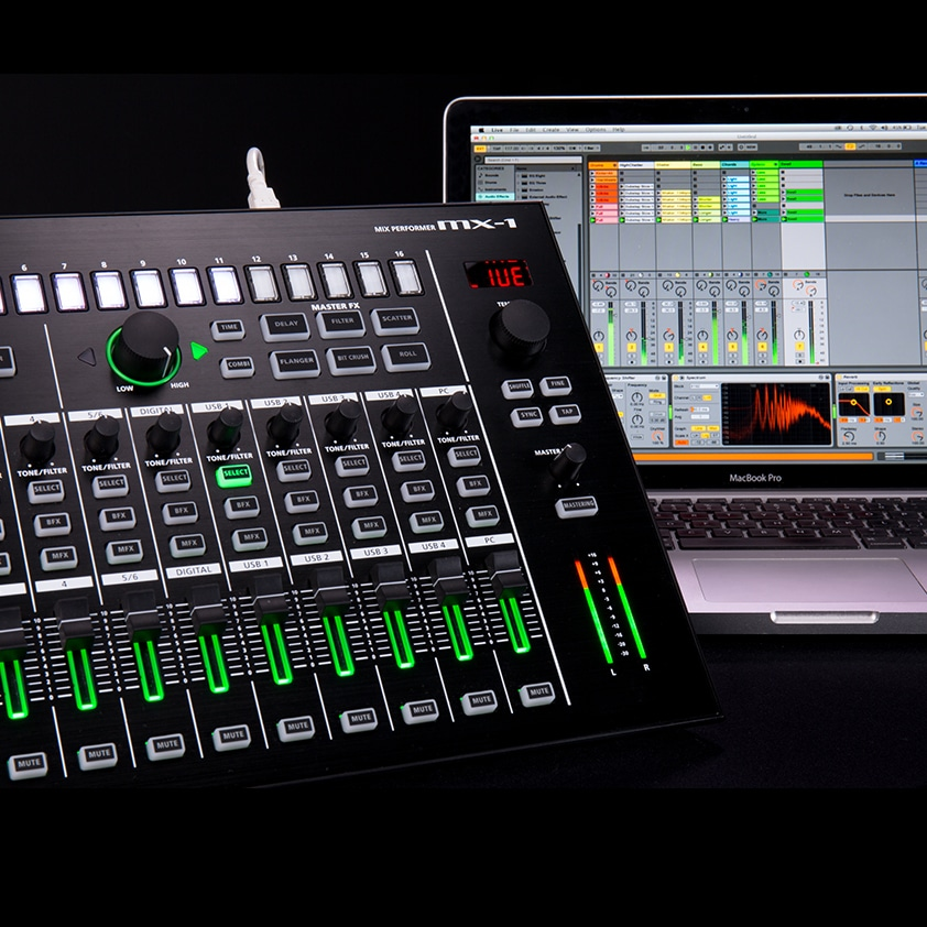 Ableton Live Performance Made Easy With New AIRA MX-1 Mode - Roland
