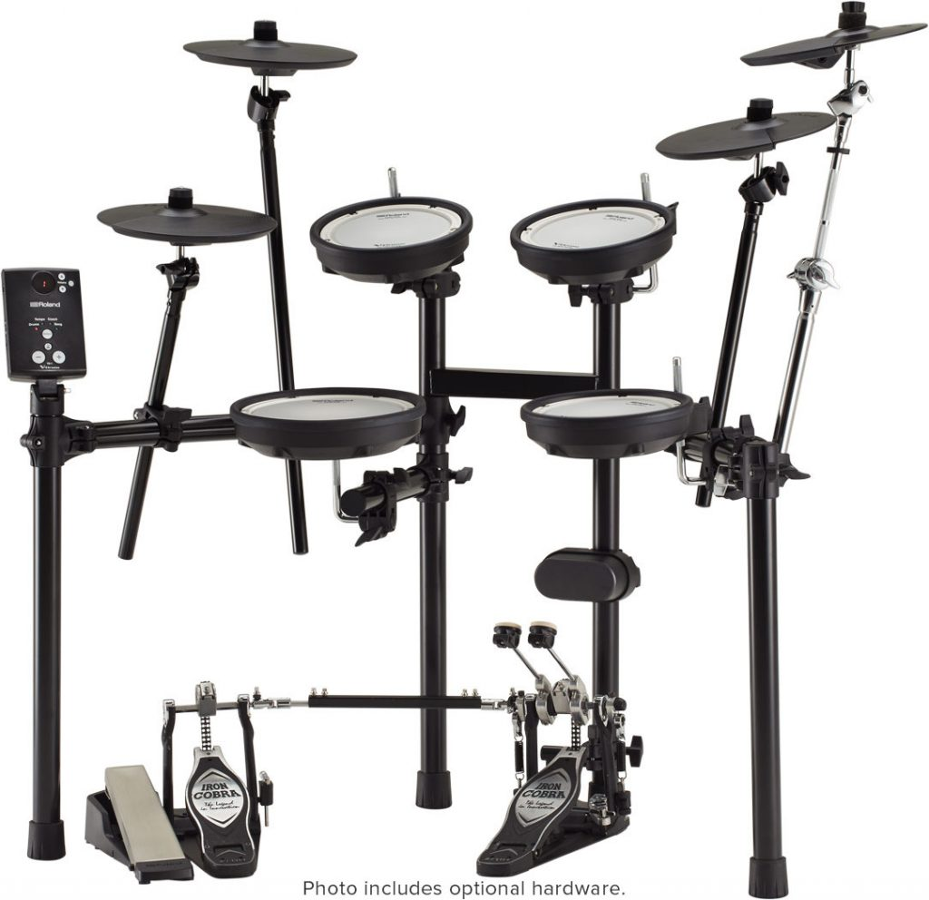 Choosing an electronic drum kit: The Roland V-Drums Range