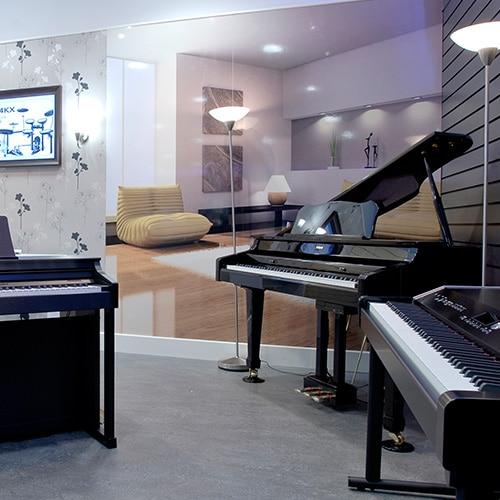 Piano Shop