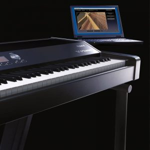 connecting a digital piano to a computer