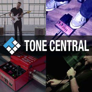 BOSS Tone Central