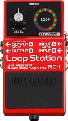 RC-1 Boss Loop Station