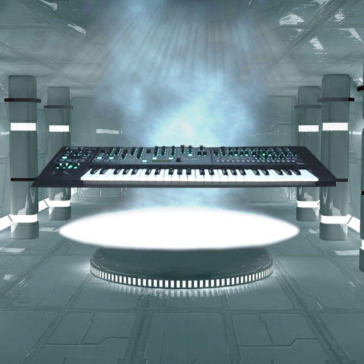 Synthwave, Sci Fi And Sound Design - Roland Australia Blog