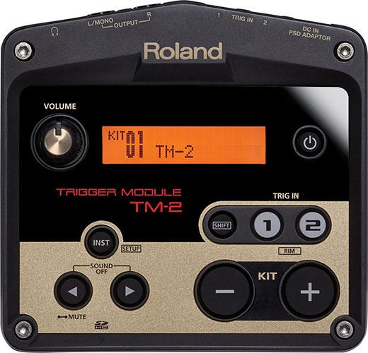 Roland TM-2 V-Drums Trigger Module