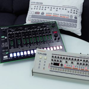 TR09 vs TR-8
