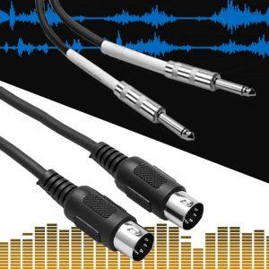 Audio VS MIDI