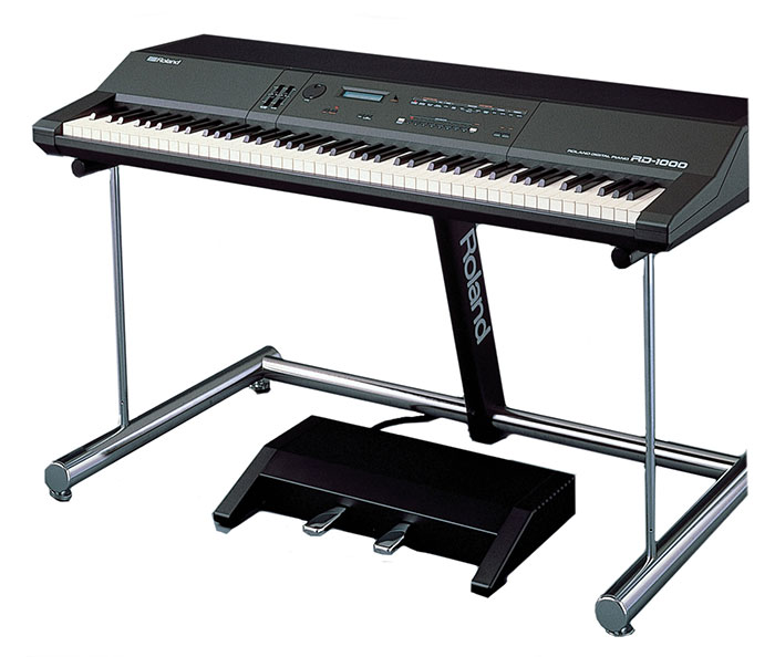 RD-1000 - The RD Series of Pianos