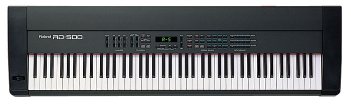 RD-500 - The RD Series of Pianos