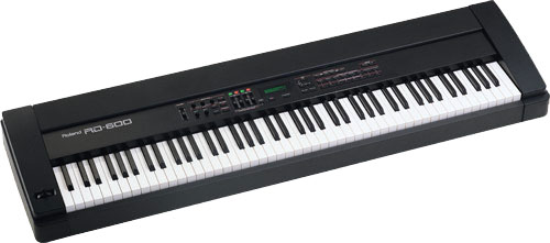 RD-600 - The RD Series of Pianos