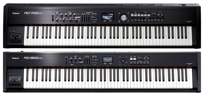 RD-300NX and 700NX - The RD Series of Pianos