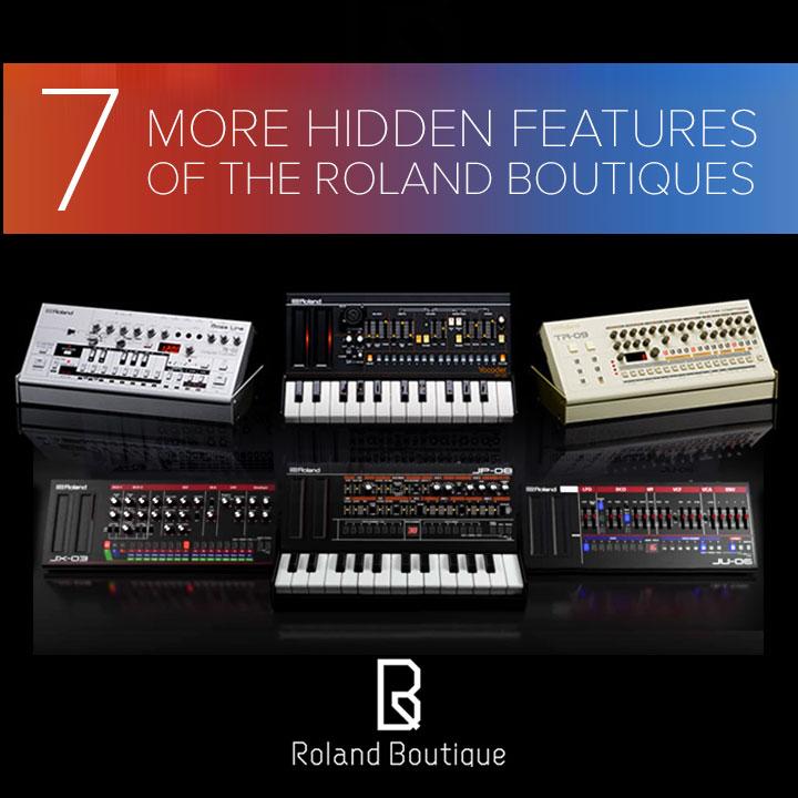 Roland Boutique