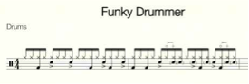 Notate your drum parts