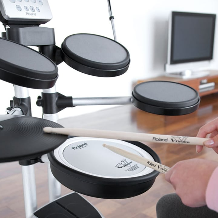 A Beginner's Guide to Learning Electronic Drums - Roland
