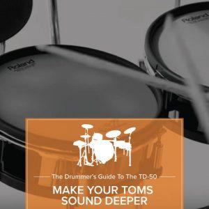 TD-50 Tom Sounds
