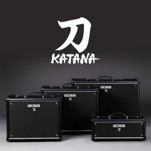 KATANA Guitar Amp