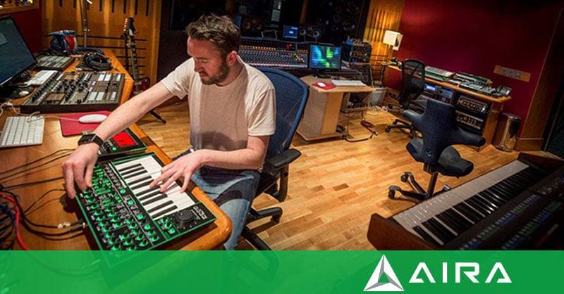 Massive Attack In The Studio With Roland AIRA - Roland Australia