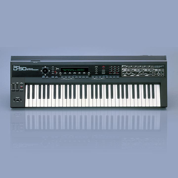 Roland Icon Series: The D-50 Linear Synthesizer - Roland Australia
