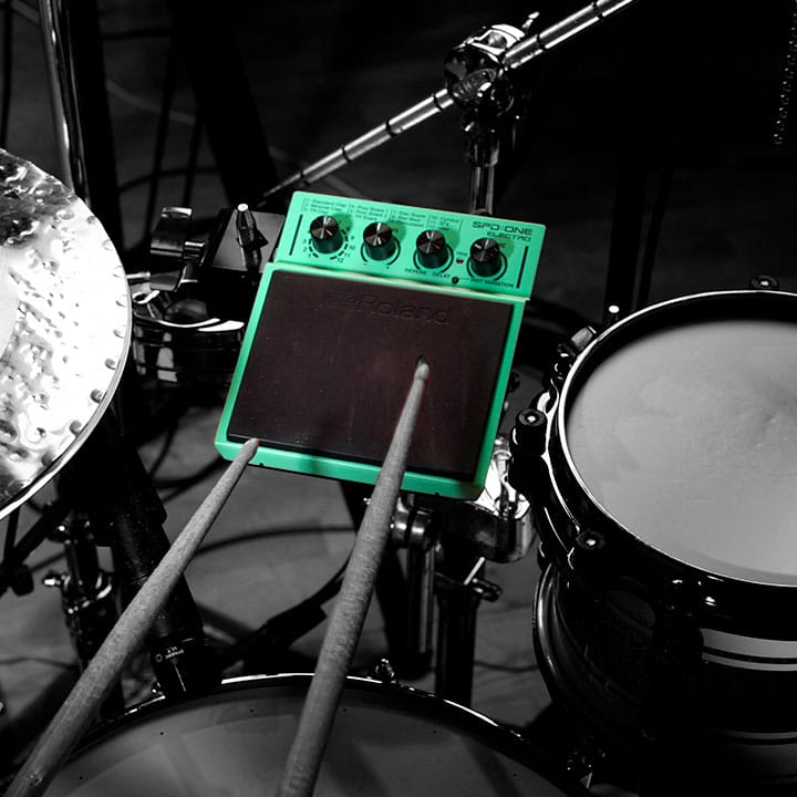 The Easy Solution To Playing Electro Drum Sounds - Roland Australia