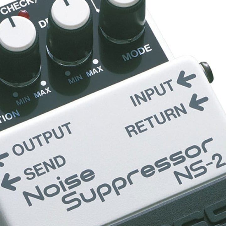 How To Use The BOSS NS-2 Noise Suppressor In Your Rig