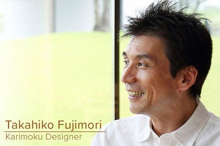 Takahiko Fujimori - designer