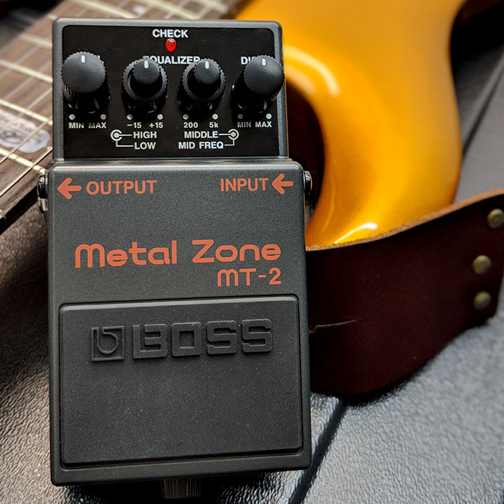 MT-2 Metal Zone