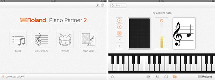 mejores aplicaciones para aprender a tocar el piano