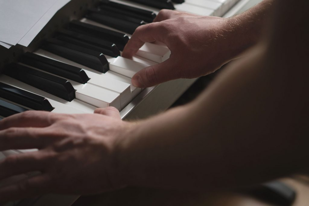 learn piano as ana adult