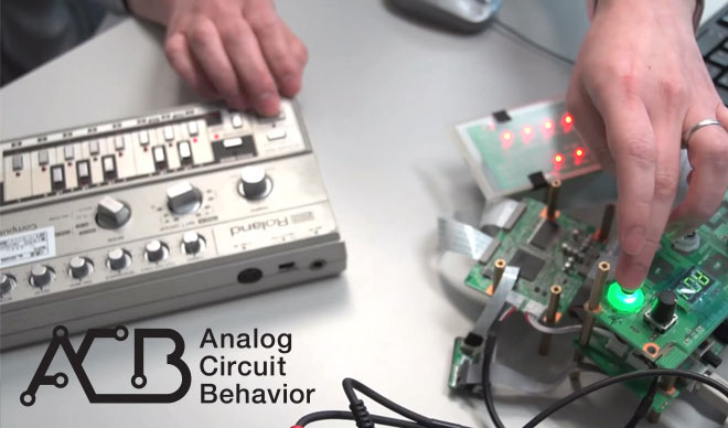 Analog Circuit Behaviour Technology