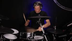 Chris Whitten V-Drums