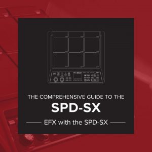 EFX with the SPD-SX