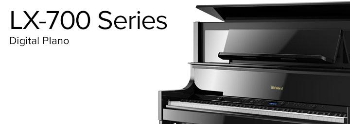 LX700 Series Digital Piano