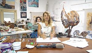 Streaming Art Teacher