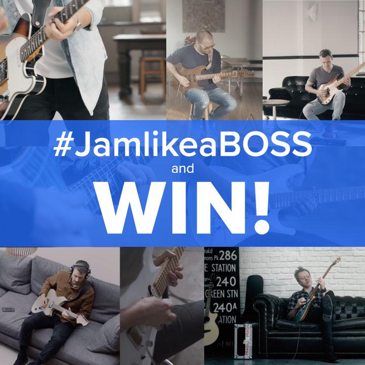 #jamlikeaboss