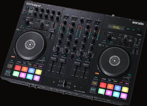 DJ-707M for weddings and functions