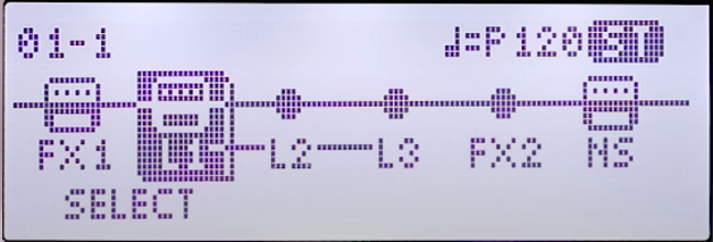 MS-3 Effects Block