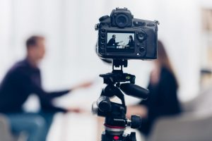 In-house video content for businesses