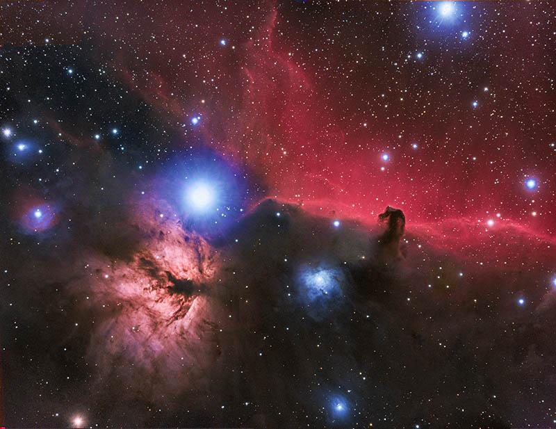 HHorsehead Nebula Kelvin Hennessy