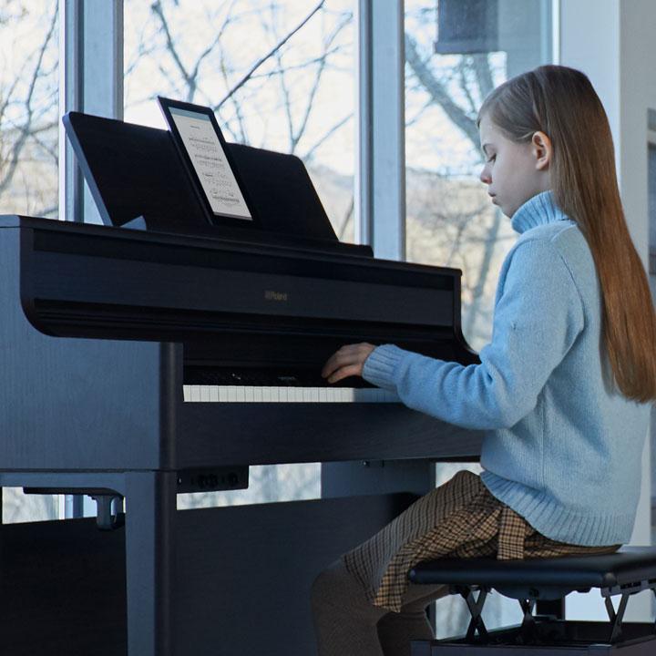 hp700 series digital piano