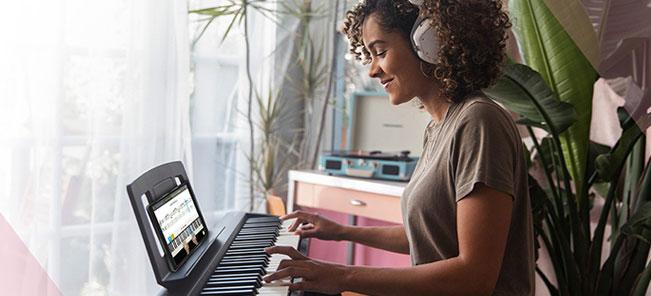 Free online piano lesson