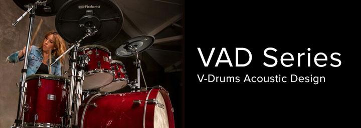 V-Drums Acoustic Design