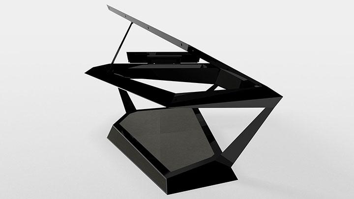 the facet digital piano