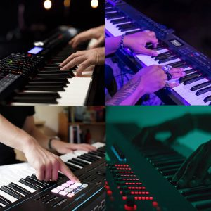 Roland Synth and Performance Keyboard
